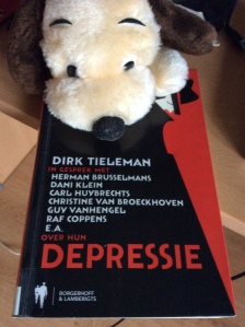 depressie met hond